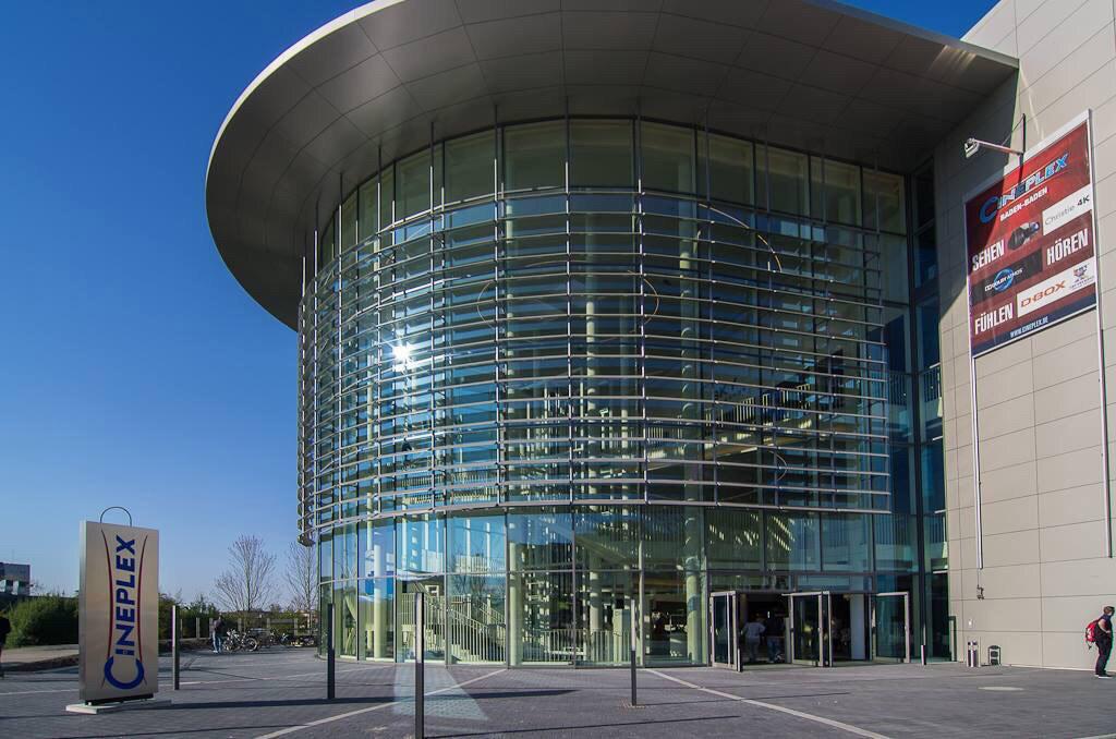 Kino Cineplex Baden Baden